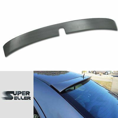 PAINTED MERCEDES BENZ W203 4DR REAR ROOF SPOILER WING 07 C280 #744 ○