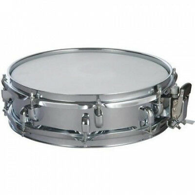 Groove Percussion 8.9cm x 33cm Metal Piccolo Snare Drum. Delivery is Free