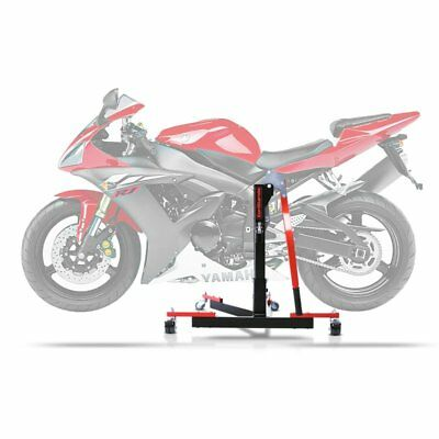 Cavalletto Centrale Constands Power Evo Yamaha YZF-R1 98-03 rosso