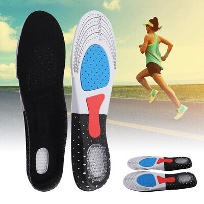 Insoles Arch Support Insert Plantar Fasciitis Orthotic Shoes Insert Orthotics AU
