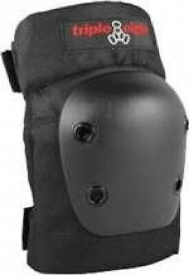 Triple 8 Street Elbow Pad Medium Black Skate Pads. Free Shipping