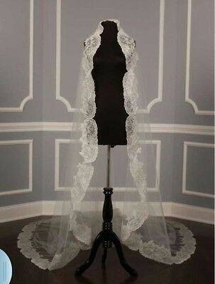 Stunning St. Pucci Cathedral Veil