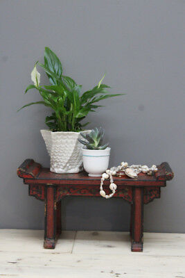 Miniature Chinese Altar Table