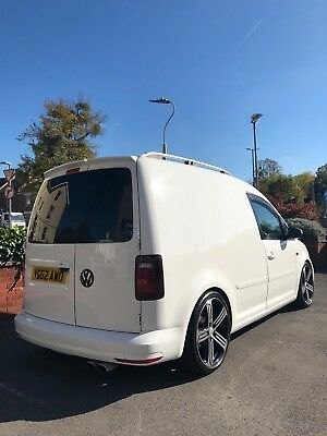 Vw Caddy van 1.6 Tdi 2012 GTI / R-Line styling