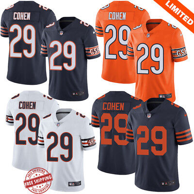 Hot MITCHELL TRUBISKY #10 Tarik Cohen #29 Trey Burton #80 Chicago  supplier