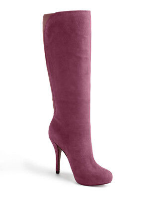 200 Nordstrom Enzo Angiolini Yabbo suede boots(beautiful wine)8M last  reduction 70bd7beec
