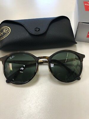 d03a3da0e3 RAY BAN EMMA RB4277 51mm Black Gold and Grey Polarized -  90.00 ...