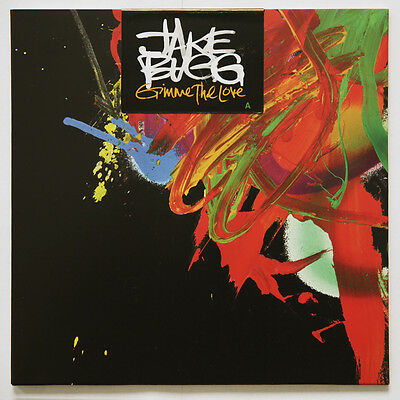 """Jake Bugg Gimme The Love / On My One 7"""" Vinyl Single"""
