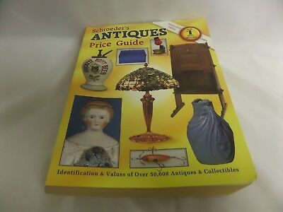 Schroeders Antiques Price Guide 2005 Paperback Book