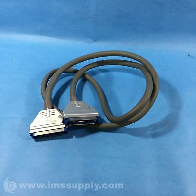 Ddk 57F-50 Connector Cable, 50 Pin, Female Usip