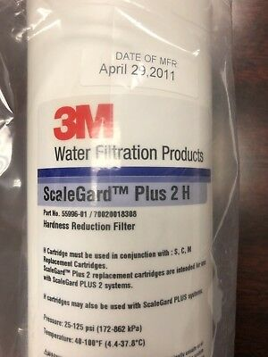 "3M/Cuno ""H"" replacement filter for STM/TSR150 water filter system, NIB, #55996-0"