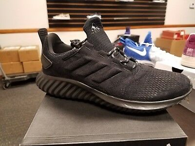 1ac24b616d980 NEW ADIDAS ALPHABOUNCE CR SHOES Raw Gold Chalk Pearl DA9935 Running ...