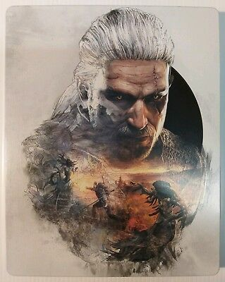 The Witcher III 3 - Wild Hunt G2 Steelbook Edition | Xbox One