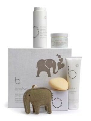 New in Box Bamford Organic Baby Collection Gift Box - MSRP $125