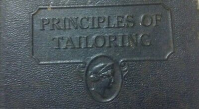 1928 Principles of Tailoring by Woman's Institute of Domestic Arts & Sciences