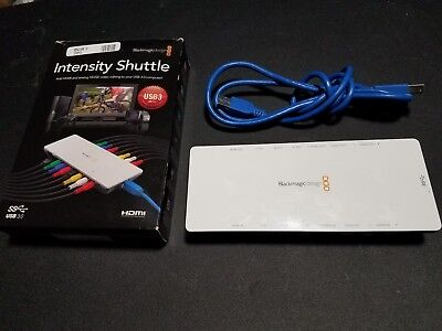 Top 10 Punto Medio Noticias | Blackmagic Intensity Shuttle Capture Card