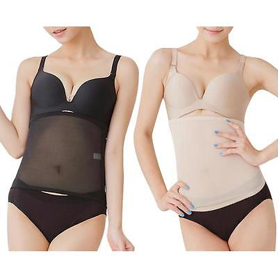Postpartum Recovery Belly Waist Tummy Belt Shaper Slimming Body Support Band HQ.