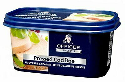 Luxury Bornholms Officer Pressed Cod Roe 200g