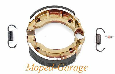 Solo 710 711 712 713 715 716 Mofa Moped 90mm Trommel Bremsbeläge Brems Backe Set