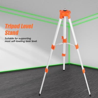 1.2M/1.5M Universal Adjustable Aluminum Alloy Tripod Stand For Laser Air Level