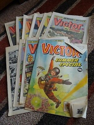 victor comics and summer special