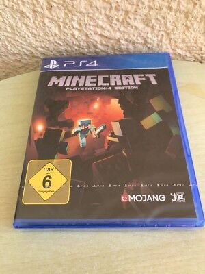 PlayStation 4 Minecraft Sony PlayStation4 Edition Deutsch OVP NEU. Blitzversand