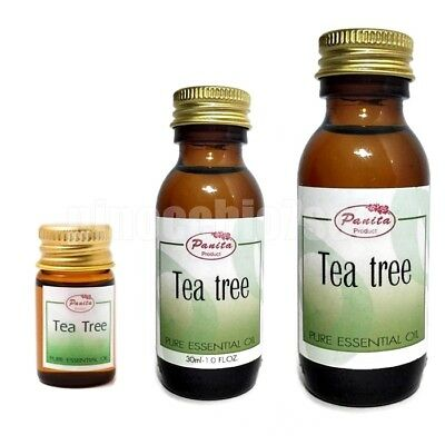 Tea tree Essential Oil 5 ml 30 ml 60 ml 100% Pure and Natural Free Shipping
