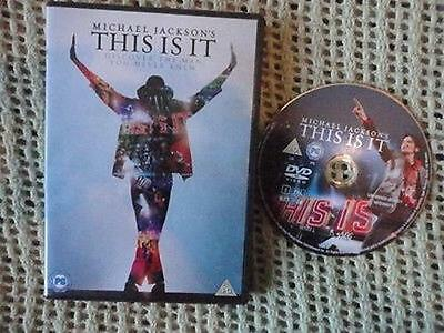 Michael Jackson - This Is It (DVD,2010)