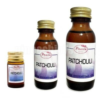 100% Pure Patchouli Essential Oil 60ml, 30ml, 5ml Free Shipping