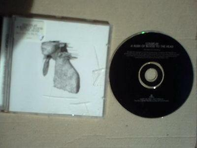 Coldplay - A Rush Of Blood To The Head (CD 2002) (B5)