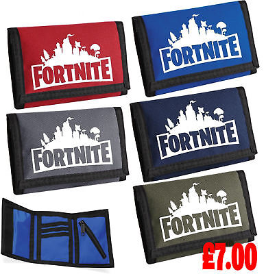 Fortnite Kids Wallet floss gamer dab baggift Gift Birthday Boys Girls