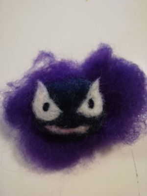 Nebulak gefilzt | Ghastly felted