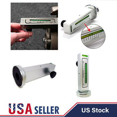 Adjustable Magnetic Gauge Tool Camber Castor Strut Wheel Alignment Car Truck