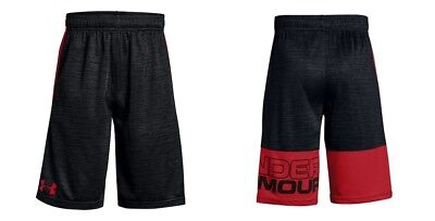 New Under Armour Boys Stunt Shorts Choose Size MSRP $30.00