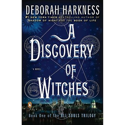 NEW Audio Book A Discovery of Witches by Deborah Harkness 2011 Unabridged