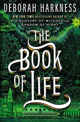 NEW Audio Book The Book of Life by Deborah Harkness 2015 Unabridged