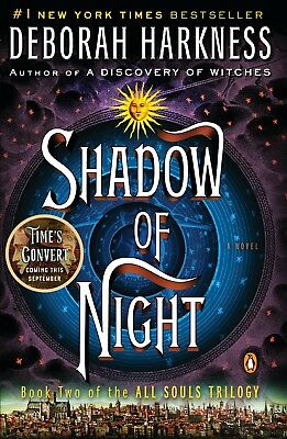 NEW Audio Book Shadow of Night A Novel by Deborah Harkness 2012 Unabridged