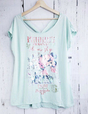 Disney Epcot Flower And Garden Festival 2018 Minnie's Farmhouse Shirt Size XL