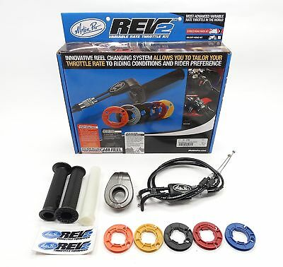 Motion Pro Rev2 Racing Kurzhubgasgriff Honda CBR 1000 RR 2008-16  Kurzhub Gas