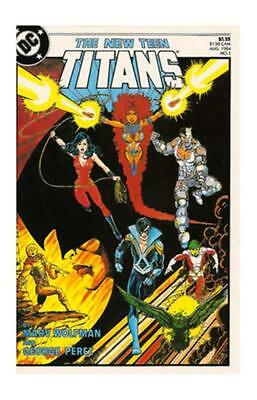The New Teen Titans #1 (Aug 1984, DC) VG+ Condition