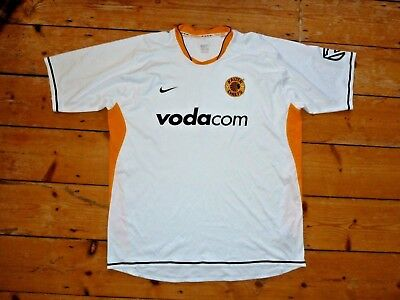 2008/2009 Kaizer Chiefs Away football shirt XXL men's Nike rare South Africa