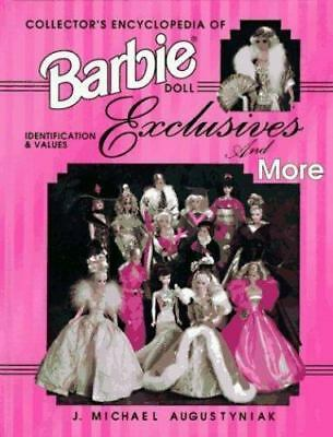 Collectors Encyclopedia of Barbie Doll Exclusives and More Identification Value