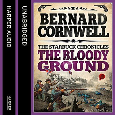 The Bloody Ground By Bernard Cornwell - Audiobook