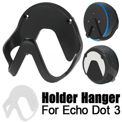 Outlet Hanger Stand Outlet Wall Mount Holder Storage for Echo Dot 3rd Generation