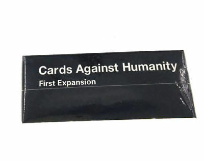Brand New Sealed Cards Against Humanity:1st First Expansion Pack Premium Gift
