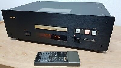 TEAC VRDS-10 VRDS10 Black High-End Audiophile CD-Transport / CD-Player *RARE*