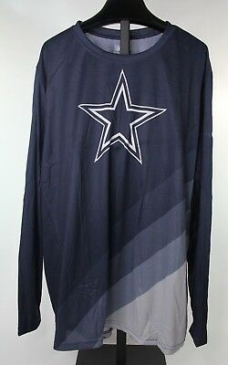 f225e4a55 Nike Dallas Cowboys NFL Sideline Legend Long Sleeve Dri-Fit Tee Shirt Size  XL