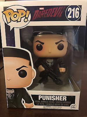 Punisher Funko Pop 216 Daredevil