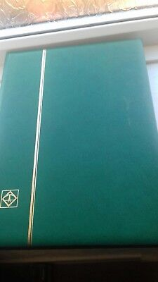 Empty Stock Book Album 15 Pages 30 Sides Green £11.99 Post Free Uk Lighthouse