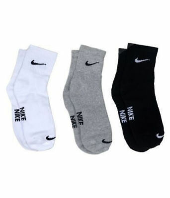 Nike Brand Socks 3 Pair In 1 Pack of multi colour  ( HEAVY DISSCOUNT ) free ship